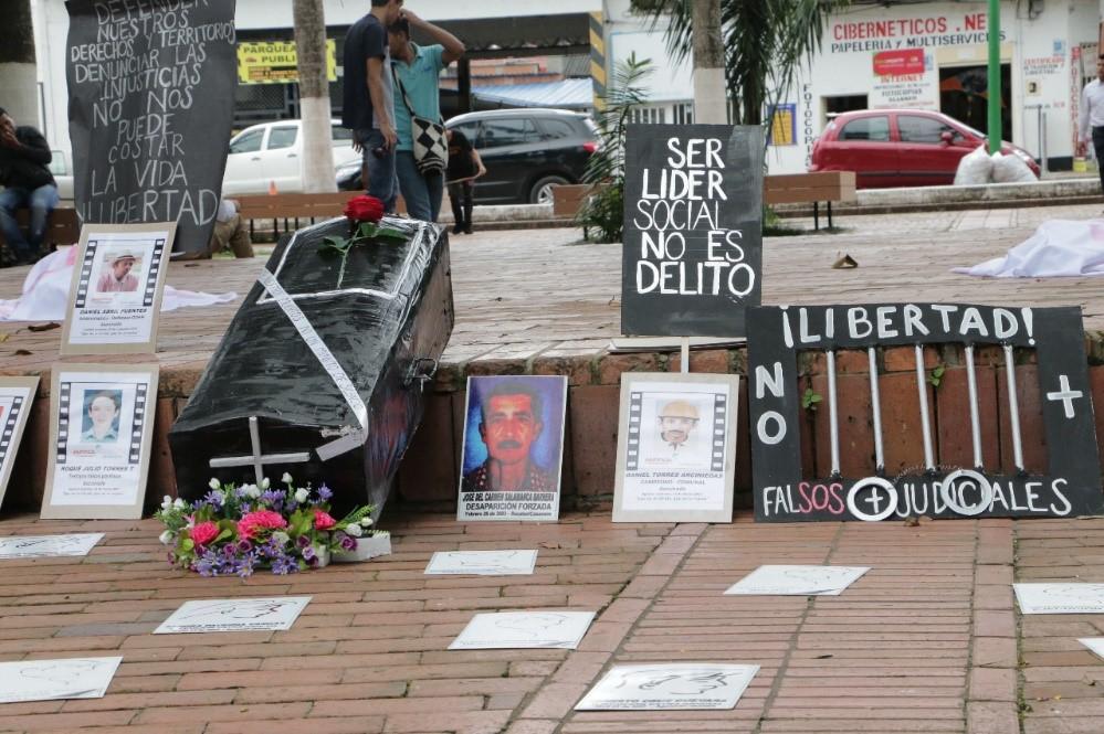 Organizaciones de Derechos Humanos en Casanare presentaron informe a la JEP