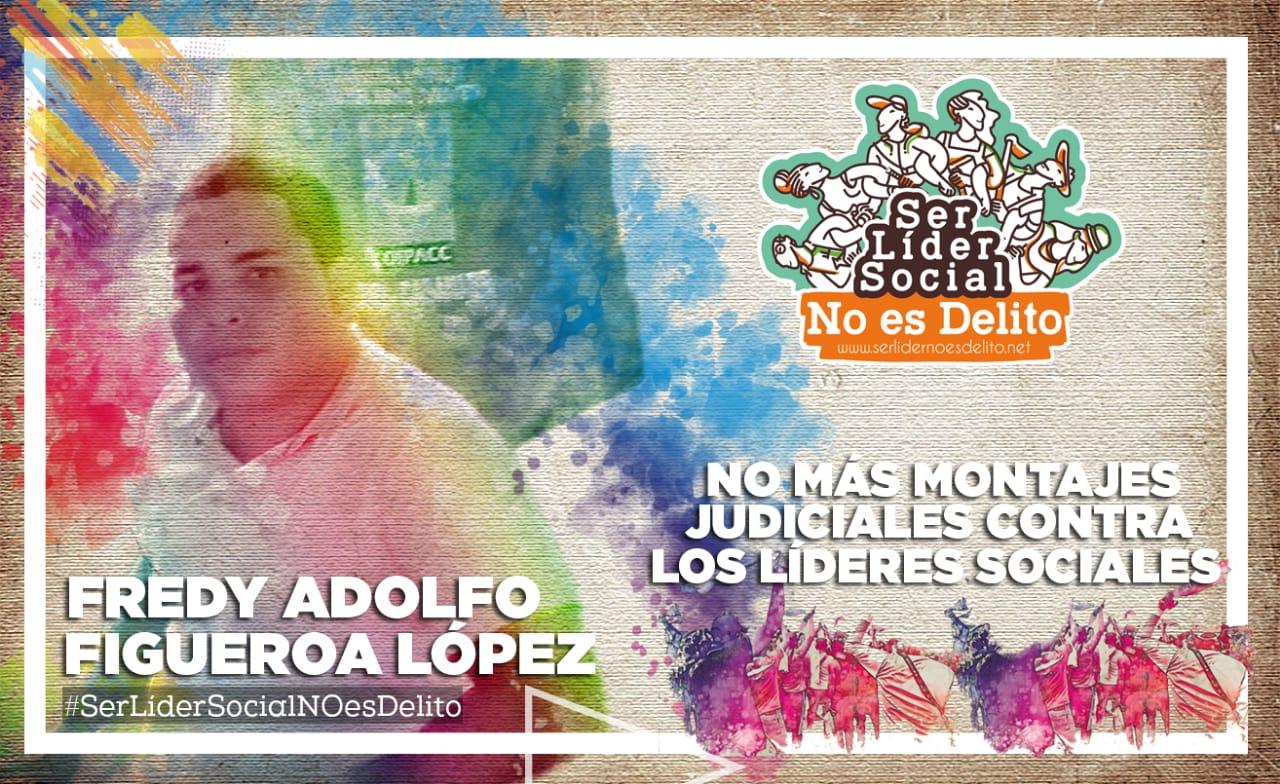 #SerLíderSocialNoEsDelito